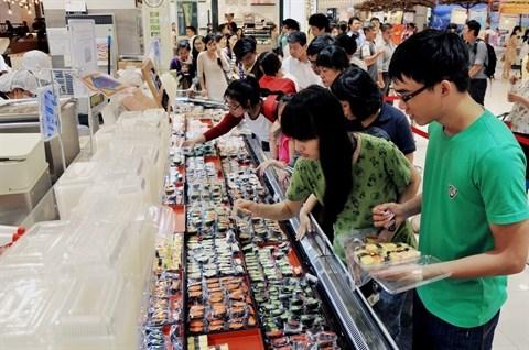 Le marche de vente au detail vietnamien livre a de gros enjeux hinh anh 1