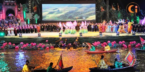 Journee culturelle des ethnies du Vietnam a Hau Giang hinh anh 1