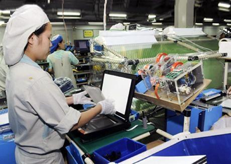 Les produits electroniques du Vietnam tres apprecies en UE hinh anh 1