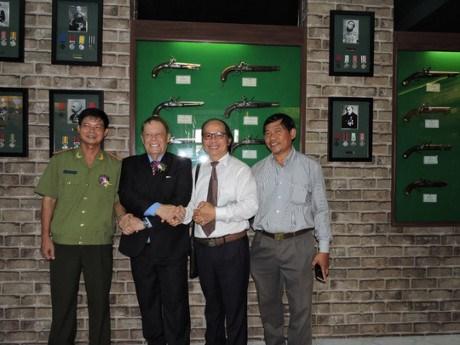 Ouverture d'un musee prive d'armes a Ba Ria-Vung Tau hinh anh 1