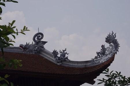 Le temple Tranh de Ninh Giang hinh anh 3