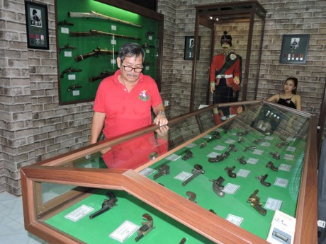Ouverture d'un musee prive d'armes a Ba Ria-Vung Tau hinh anh 4