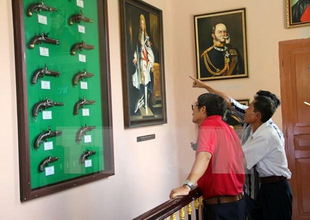 Ouverture d'un musee prive d'armes a Ba Ria-Vung Tau hinh anh 2