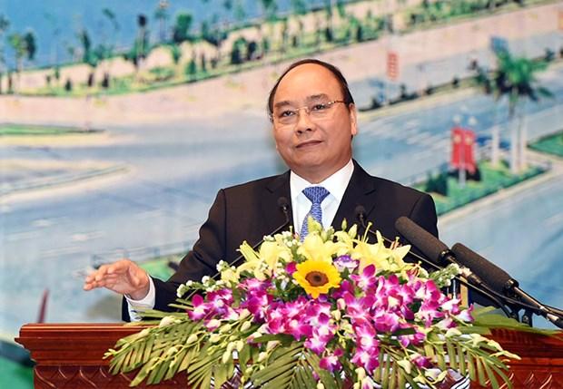 Le Premier ministre Nguyen Xuan Phuc en tournee a Lai Chau hinh anh 2