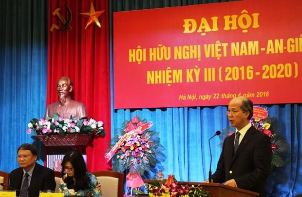 Promotion de l'amitie Vietnam-Algerie hinh anh 1