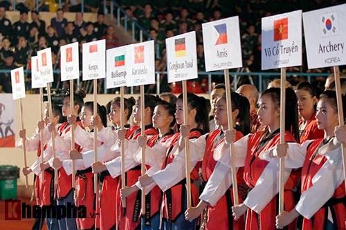 Cloture du Festival international des arts martiaux de Ho Chi Minh-Ville 2016 hinh anh 1
