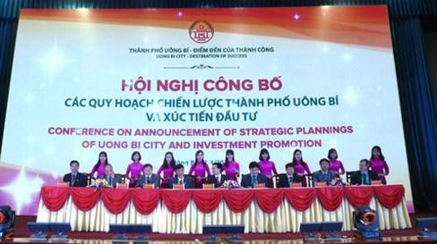 Uong Bi: Promotion de l'investissement pour un essor socio-economique hinh anh 1