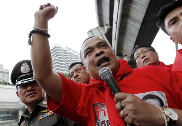Thailande : les chemises rouges s'opposent au projet de nouvelle Constitution hinh anh 1