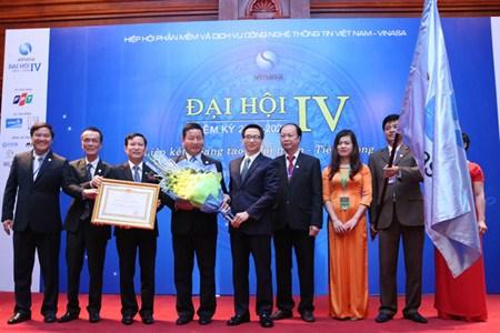 Le vice-Premier ministre Vu Duc Dam au congres de VINASA hinh anh 1