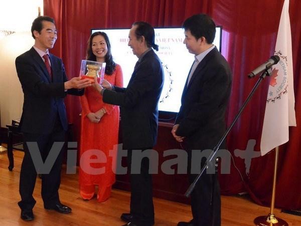 L'Association Canada-Vietnam voit le jour hinh anh 1
