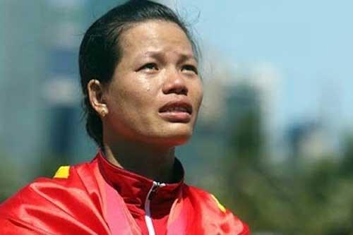 Rowing : Pham Thi Hue se qualifie pour les JO 2016 hinh anh 1