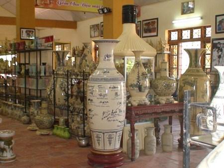 Chu Dau, la quintessence de la ceramique vietnamienne hinh anh 1