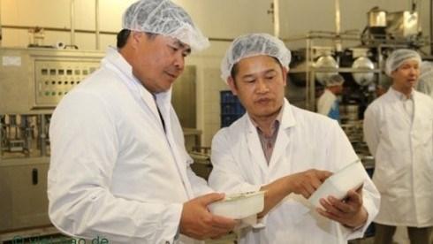 Les entreprises vietnamiennes en Allemagne contribuent a l'essor des relations bilaterales hinh anh 1