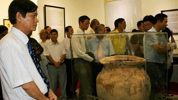 Exposition des collections «Contes des antiquites de mille ans» hinh anh 1