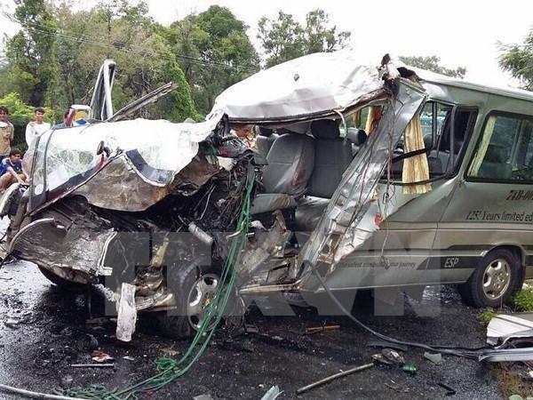 Accidents de la circulation : 22 morts par jour en avril hinh anh 1