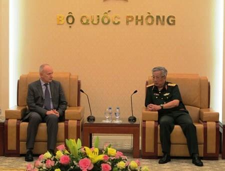 Le Vietnam participera au 15e Dialogue de Shangri-La a Singapour hinh anh 1