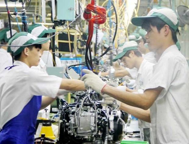 Pres de 6,9 milliards de dollars d'IDE injectes au Vietnam depuis debut 2016 hinh anh 1