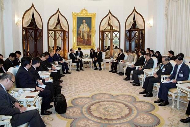 Le Japon soutient la Communaute economique de l'ASEAN hinh anh 2