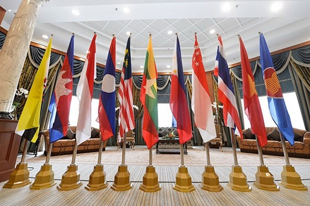 L'ASEAN+3 s'engage a renforcer la securite financiere hinh anh 1