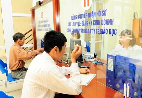 Avril : le nombre de nouvelles entreprises creees bondit de 11,1 % hinh anh 1