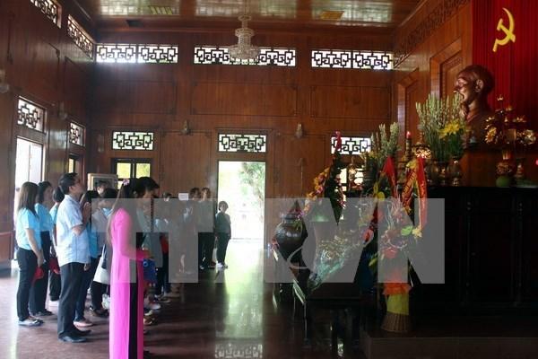Une delegation thailandaise en visite a Nghe An hinh anh 1