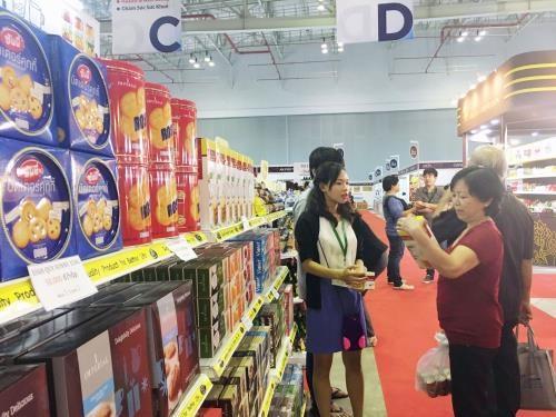 Plus de 170 entreprises thailandaises participent a une exposition a Ho Chi Minh-Ville hinh anh 1
