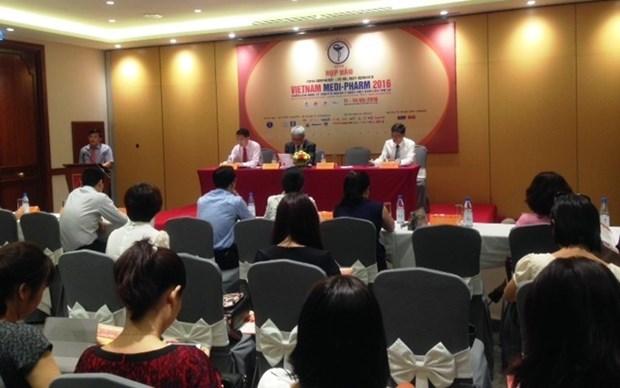Vietnam Medi-Pharm Expo attendue a Ho Chi Minh-Ville hinh anh 1