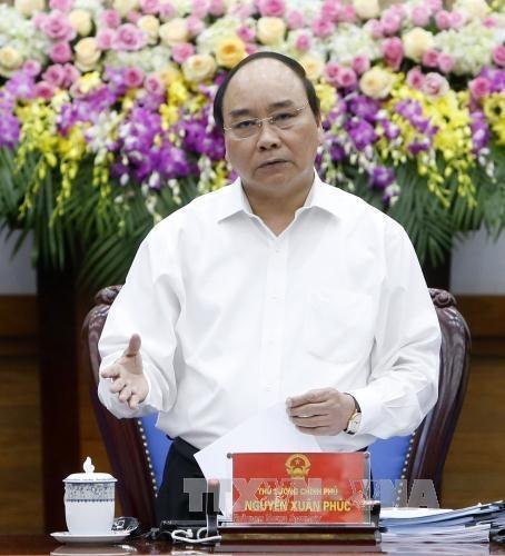 Le PM demande d'ameliorer l'efficacite de l'administration publique hinh anh 1