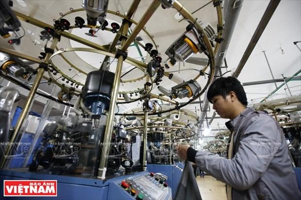 L'entreprise de tricotage de Phu Thanh - Succes d'une differenciation des produits hinh anh 1