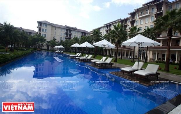 Vingroup, a l'avant-garde dans l'immobilier et le tourisme hinh anh 1