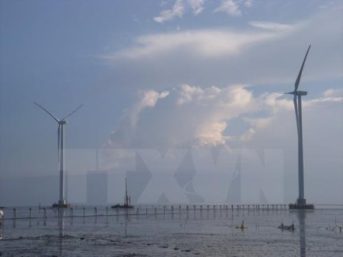 La 2e phase de la centrale eolienne R. de Coree - Tra Vinh hinh anh 1