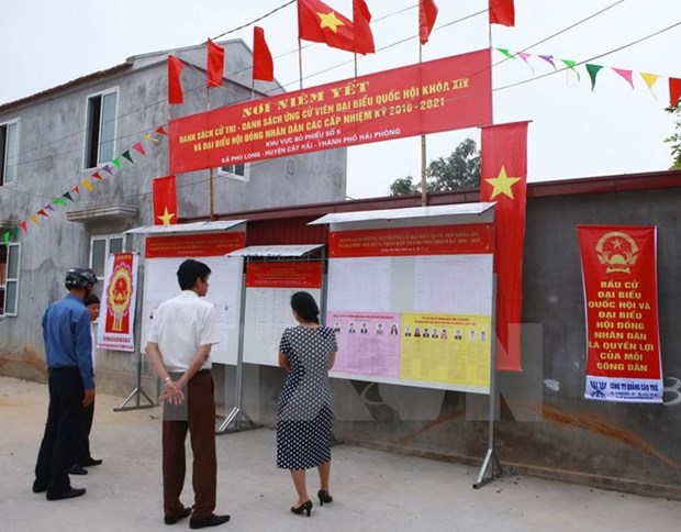 Elections anticipees dans 49 endroits a Quang Nam hinh anh 1