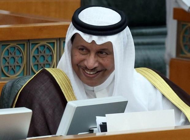 Le Premier ministre du Koweit debute sa visite officielle au Vietnam hinh anh 1