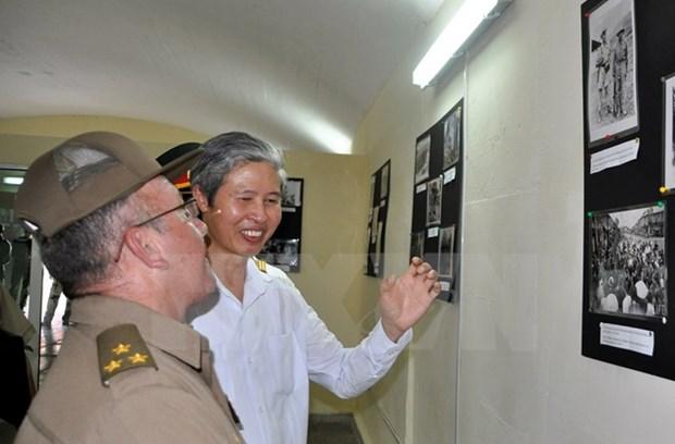 L'anniversaire de la Victoire de Dien Bien Phu celebre a Cuba hinh anh 1