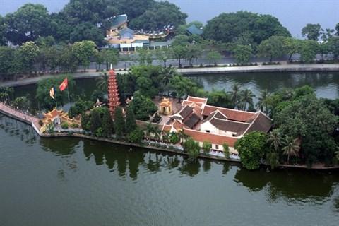 Le message de lacs de Hanoi hinh anh 2
