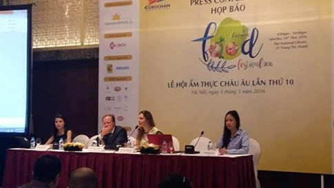 Prochainement le Festival de la culture gastronomique europeenne a Hanoi hinh anh 1