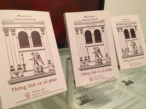 La litterature belge francophone a l'honneur hinh anh 3