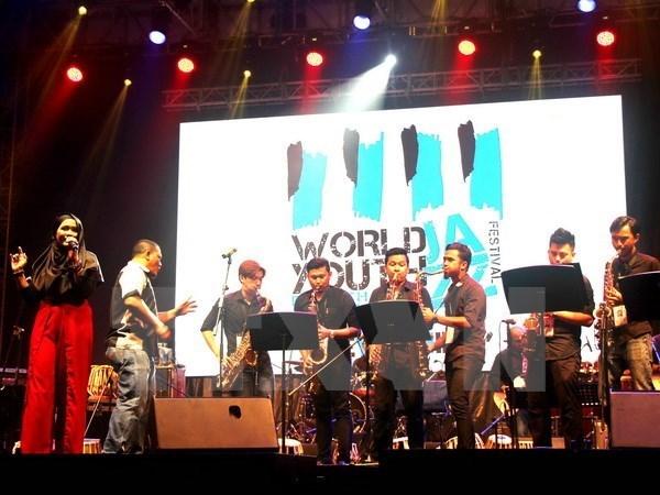 Le Vietnam au festival international junior de jazz en Malaisie hinh anh 1