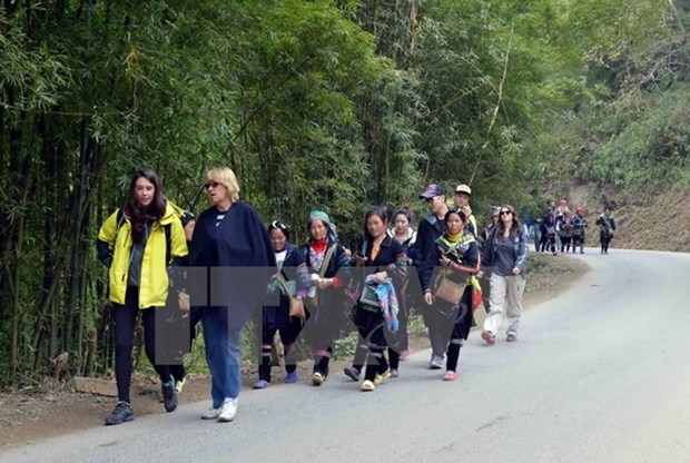 Le festival touristique d'ete de Sa Pa promeut la culture des groupes ethniques hinh anh 1