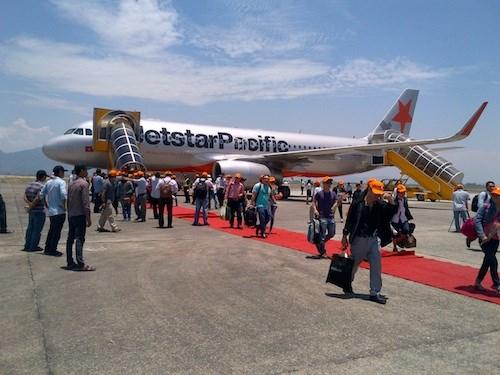 Jetstar Pacific ouvre deux nouvelles lignes domestiques hinh anh 1