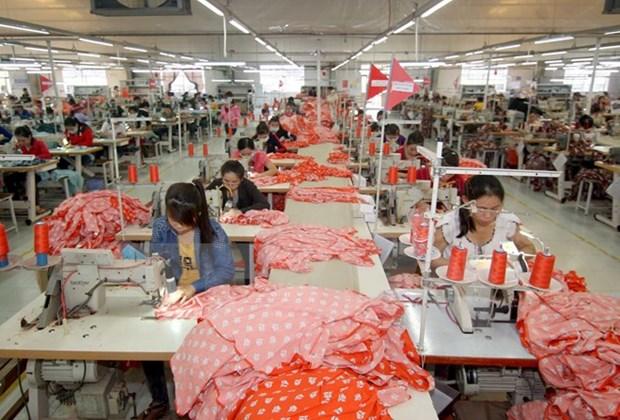 10,5 milliards de dollars d'exportations de textile et de chaussures hinh anh 1