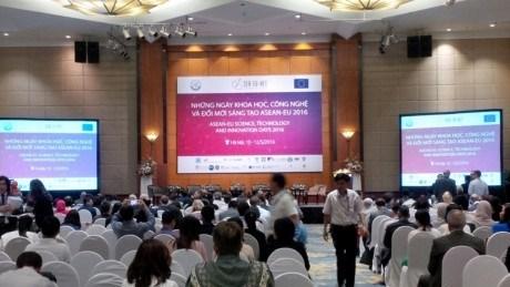 Les journees ASEAN-UE pour les sciences, les technologies et l'innovation hinh anh 1