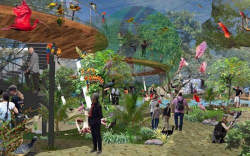 Un nouveau complexe de villegiature ecologique sera inaugure a Binh Dinh hinh anh 1