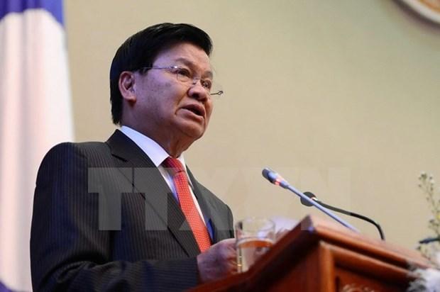 Le Premier ministre laotien attendu au Vietnam hinh anh 1