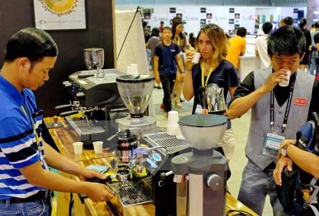 Cafe Show 2016 dope le developpement de l'industrie cafeiere du Vietnam hinh anh 1