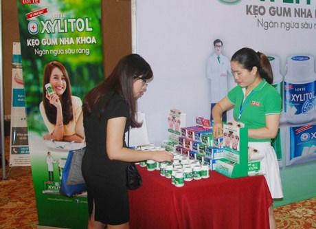 Conference internationale d'odonto-maxillo-faciologie a Thua Thien-Hue hinh anh 1