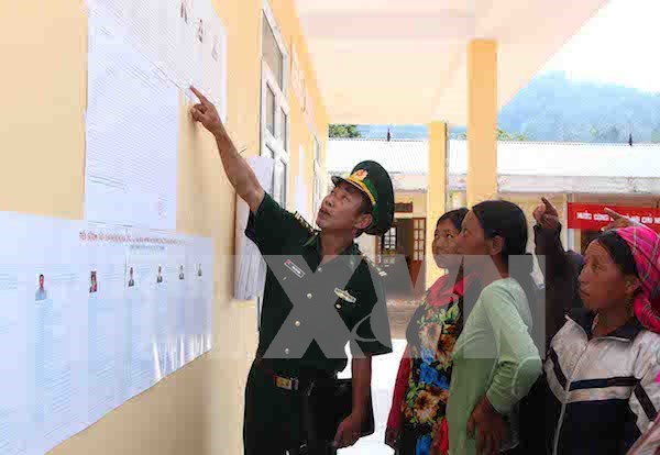 Elections anticipees dans la province mongtagneuse de Lai Chau hinh anh 1