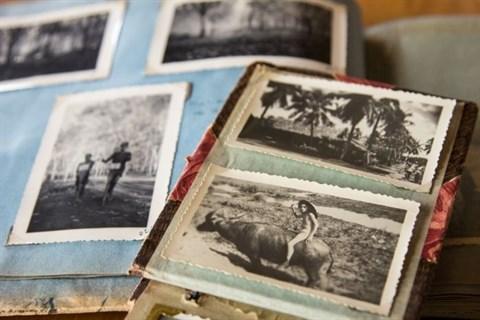 Il collectionne les photos sur la guerre du Vietnam hinh anh 3