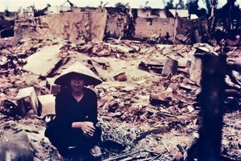 Il collectionne les photos sur la guerre du Vietnam hinh anh 2