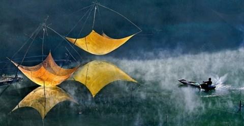 Trois photographes vietnamiens primes a l'international hinh anh 2